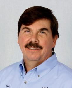 Tom Phillips, Vice President