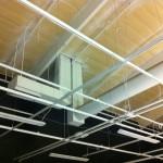 Commercial HVAC Interior Progress
