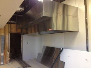Commercial HVAC Equipment installationl