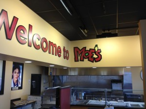 Commercial HVAC equipment for Moe's Southwest Grill Hadley, MA