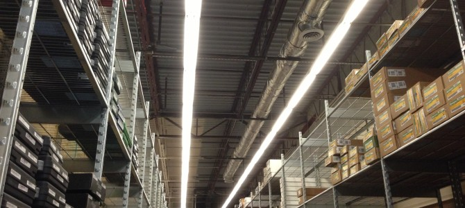 Commercial HVAC Retro-fit at Gander Mountain, Tonawanda, NY