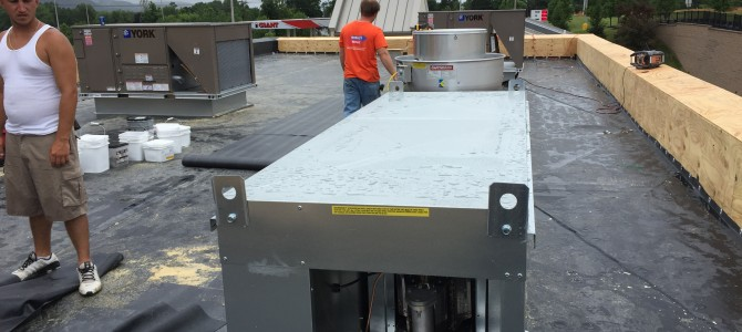 Restaurant heating and air conditioning direct hvac services