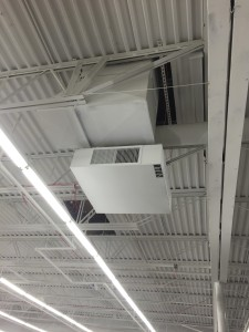 HVAC equipment at Harbor Freight Tools.