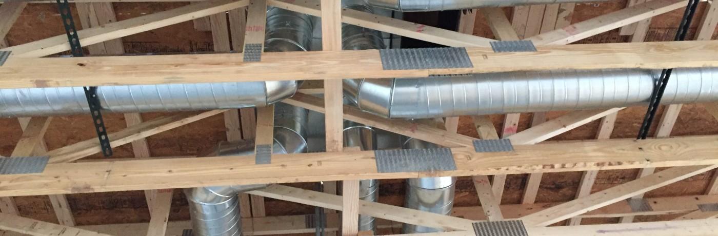Commercial HVAC Installation at Burger King in Farmington, NY