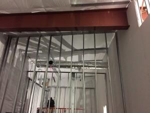 Retail Sales HVAC Inside Progress view 1